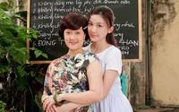 """Đời thực kín đáo của """"con gái Vân Dung"""" lụy tình trong phim 11 tháng 5 ngày"""
