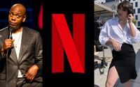 Netflix lao đao vì xúc phạm người chuyển giới