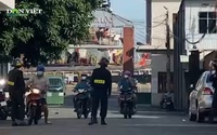 """Video: Cảnh sát bao vây, khám xét doanh nghiệp kinh doanh xăng dầu """"khủng"""" ở Bà Rịa - Vũng Tàu"""