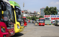 Danh sách các tỉnh mở lại xe khách liên tỉnh mới nhất