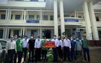 Hội Nông dân tỉnh Lâm Đồng: Trao tặng 10 tấn phân bón để hội viên, nông dân huyện Đức Trọng tái sản xuất