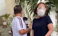 TP.HCM: Bắt tạm giam hai mẹ con hành hung cảnh sát khi không nhận được tiền hỗ trợ