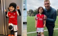 """Arsenal """"phá vỡ quy tắc"""" vì thần đồng 4 tuổi được ví như Messi"""