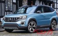 Suzuki XL7 phiên bản SUV sắp ra mắt đấu Honda CR-V, Mazda CX-5