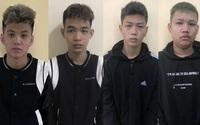 Nhóm đối tượng truy sát người đàn ông tử vong trước trụ sở công an