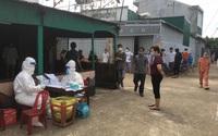 Đắk Lắk: Bùng phát đợt dịch Covid-19 mới trong cộng đồng tại nhiều địa phương
