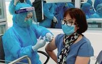 Kết hợp việc cấp Căn cước công dân và tiêm vaccine Covid-19