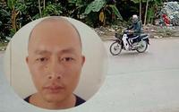 Thảm án 3 người chết ở Bắc Giang: Hình ảnh nghi phạm khi bỏ trốn
