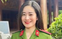 Choáng ngợp thành tích của nữ sinh học giỏi nhất Học viện Cảnh sát nhân dân