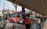 Hà Nội: Cho phép xe khách hoạt động bình thường