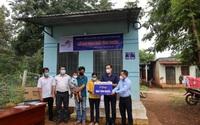 PC Đắk Lắk: Bàn giao 2 căn nhà tình nghĩa tại huyện Cư Kuin