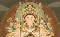 Brain Huy - Người vẽ đạo Phật theo phong cách truyện tranh hết sức độc đáo