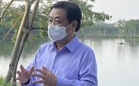 Bộ trưởng Lê Minh Hoan: Giá lợn hơi đang tăng trở lại, bà con nông dân không nên hoảng hốt