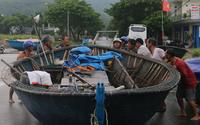 Đà Nẵng cấm tàu thuyền ra khơi, sẵn sàng sơ tán dân để ứng phó gió mùa Đông Bắc, lũ lụt, ngập úng