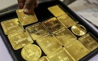 Giá vàng hôm nay 23/10: Vượt 1.813 USD/ounce bất thành, vàng rơi thẳng đứng bốc hơi 1,7%
