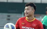 Đặng Văn Tới và hành trình làm lại từ đầu ở U23 Việt Nam