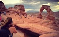 Mỹ: Tour khám phá vùng đất thiêng của thổ dân thung lũng Moab