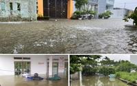 """Quảng Ngãi: Mưa ngập """"ngoài sức tưởng tượng"""", 3 người dân bị nước cuốn mất tích"""
