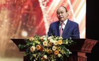 """Chủ tịch nước Nguyễn Xuân Phúc: """"Báo chí phản ánh những vấn đề nóng hổi nhất của xã hội"""""""