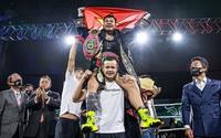 Nguyễn Thị Thu Nhi đánh bại võ sĩ Nhật Bản, giành đai vô địch Boxing lịch sử