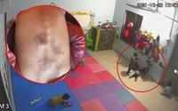 Vụ bé gái bị đánh ở Bắc Giang: Trường mầm non Vân Vũ từng để trẻ 1 tuổi bầm tím đầy người