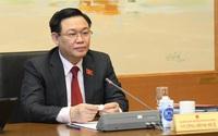 Chủ tịch Quốc hội: Bảo hiểm nông nghiệp như bệ đỡ giúp dân yên tâm sản xuất sau dịch bệnh