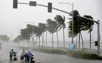 Áp thấp nhiệt đới di chuyển theo hướng Tây Tây Bắc, cảnh báo gió mạnh, sóng lớn, mưa rất to trên đất liền