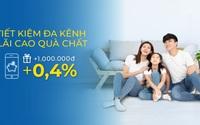 Tiết kiệm đa kênh, lãi cao quà chất cùng PVcomBank