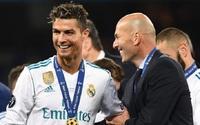 HLV Solskjaer bị sa thải, Zidane hoặc... Ronaldo dẫn dắt M.U?