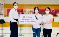 9 em học sinh nghèo do SeABank đỡ đầu hoàn thành tốt nghiệp THPT, trúng tuyển Đại học