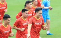 Trung vệ Bùi Hoàng Việt Anh 1m87: Đã đến lúc trả ơn HLV Park Hang-seo