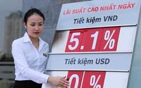 Kinh tế nóng nhất: Lãi suất tiết kiệm ngân hàng nào cao nhất?