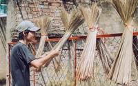 """Ở vùng đất tạo ra siêu phẩm """"thúng Thạch Cầu đứng đầu thiên hạ"""" từ già trẻ lớn bé đều biết đan lát"""