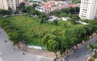 """Hà Nội liên tiếp điều chỉnh quy hoạch """"nâng tầng"""" cho 2 ô đất bỏ hoang nhiều năm"""