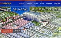 Đà Nẵng nói gì về dự án KĐT Phong Nam mà Cty CP Đầu tư Đà Nẵng - Miền Trung đã khởi công
