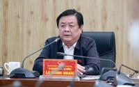 """Bộ trưởng Lê Minh Hoan được mời ăn trái """"cà na Thái"""" và nỗi lo của ngành giống cây trồng Việt Nam"""