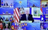 Việt Nam trông đợi Mỹ tham gia tích cực với ASEAN bảo đảm an ninh Biển Đông