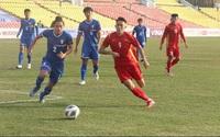 Văn Xuân tỏa sáng, U23 Việt Nam nhọc nhằn hạ U23 Đài Bắc Trung Hoa