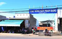 Ninh Thuận: Tạm đóng cửa chợ đầu mối nông sản lớn nhất tỉnh vì xuất hiện chùm ca nhiễm Covid-19