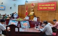 """Nhiều ca nhiễm Covid-19 trong cộng đồng, Bình Thuận chỉ đạo """"khẩn"""" kiểm soát người đi - về"""