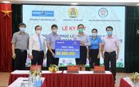 Bảo hiểm Bảo Việt ủng hộ 60 triệu đồng cho tỉnh Bắc Giang và Bắc Ninh chống dịch