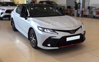 Toyota Camry bản thể thao 2021 sắp về Việt Nam, khoẻ đẹp như xe Hàn