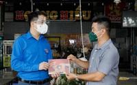 600 hộ kinh doanh thực phẩm tại TP.HCM được tặng ngay 5 triệu đồng hỗ trợ khó khăn vì Covid-19