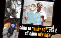 """Nghịch lý tiền điện ở Hà Nội: Công tơ điện chạy như có """"ma làm"""", dân è cổ gánh tiền điện vô lý!"""