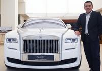 Ông Đoàn Hiếu Trung và điều đặc biệt bên trong xưởng sản xuất thương hiệu xe lừng danh Rolls-Royce