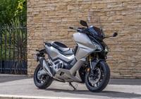Honda Forza 750 - Mẫu maxi-scooter mới giá 13.000 USD