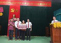 Quảng Trị: Công ty CP Bảo hiểm Ngân hàng Nông nghiệp chi trả 311 triệu đồng cho khách hàng