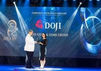 Enterprise Asia vinh danh DOJI là Doanh nghiệp Bán lẻ xuất sắc châu Á