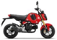 Honda MSX 125 Grom 2021 có những nâng cấp gì đáng kể?