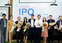 Hơn 80 doanh nghiệp khởi nghiệp, nhà đầu tư tham gia khóa đào tạo IPO đầu tiên